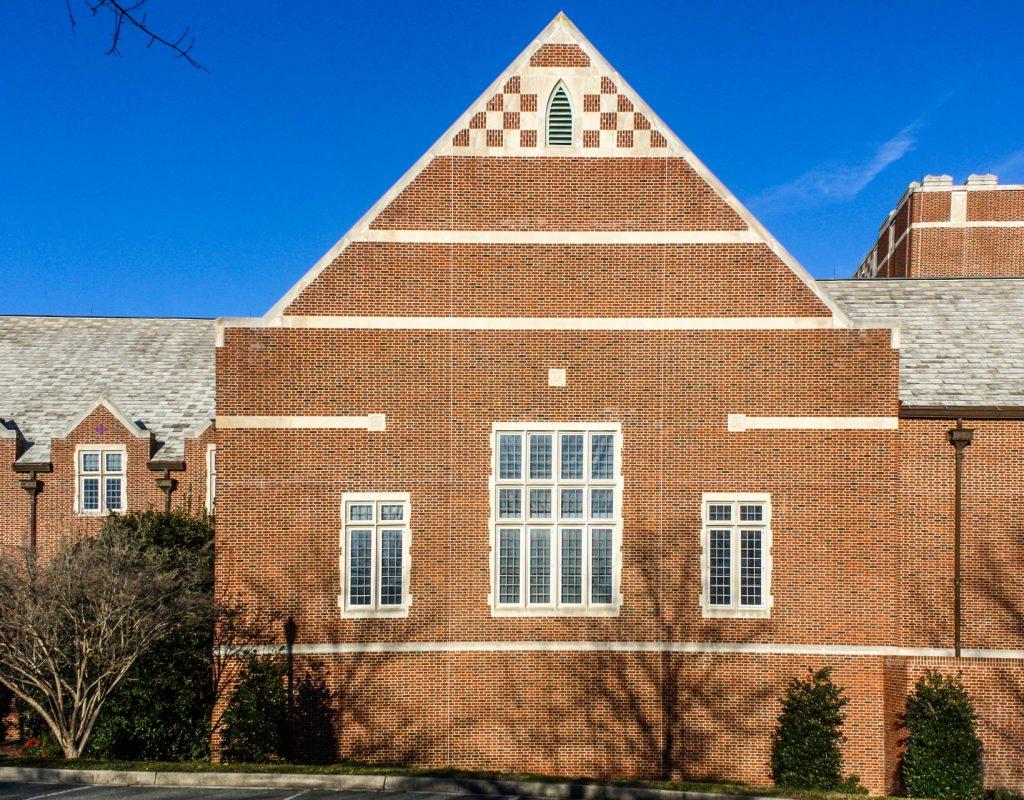 Modlin Center for the Arts - 1