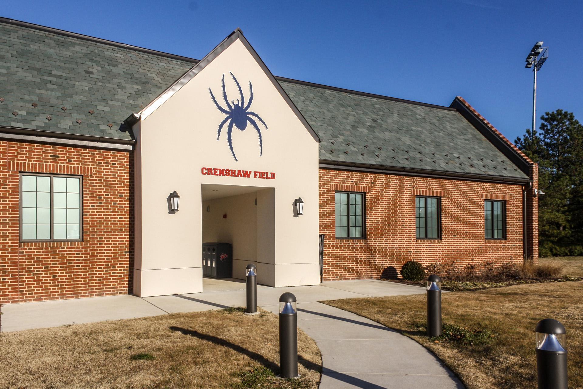 Crenshaw Field House - 1